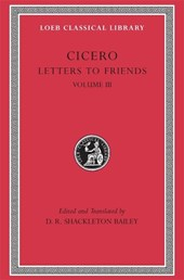 Cicero - Letters to Friend L230 V 3 (Trans. Bailey)(Latin) | Cicero |