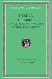 Hesiod - The Shield Catalogue of Women. Other Fragments V 2 L503 (Trans. Most)(Greek)