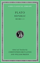 Republic Volume I - Books 1-5 L237 | Plato | 9780674996502