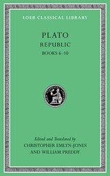 Republic Volume II - Books 6-10 L276 | Plato | 9780674996519