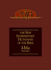 The New Interpreter's Dictionary of the Bible