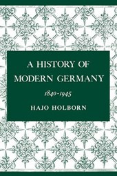 A History of Modern Germany, Volume 3 - 1840-1945