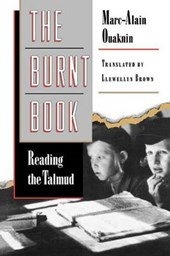 The Burnt Book - Reading the Talmud