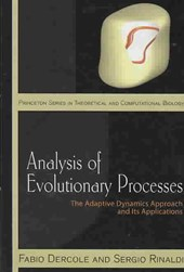Analysis of Evolutionary Processes - The Adaptive Dynamics Approach and Its Applications
