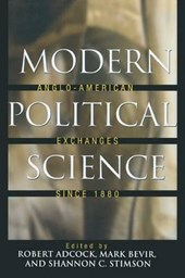 Modern Political Science - Anglo-American Exchanges since