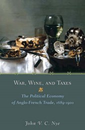 War, Wine, and Taxes - The Political Economy of Anglo-French Trade, 1689-1900
