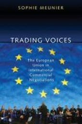 Trading Voices - The European Union in International Commercial Negotiations
