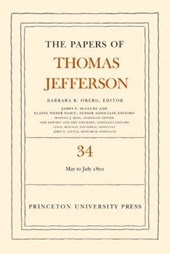 The Papers of Thomas Jefferson, Volume 34 - 1 May to 31 July 1801