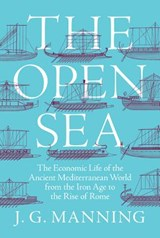 The Open Sea | J. G. Manning | 9780691151748