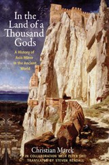 In the Land of a Thousand Gods | Christian Marek | 9780691159799
