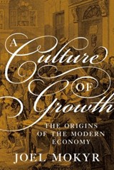 Culture of growth | Joel Mokyr | 9780691168883