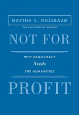 Not for profit | Martha C. Nussbaum |