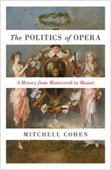 Politics of opera | Mitchell Cohen | 9780691175027