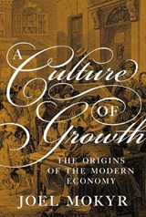 Culture of growth | Joel Mokyr | 9780691180960