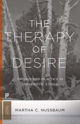 Therapy of desire | Martha C. Nussbaum |
