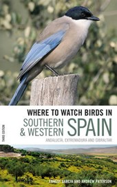 Where to Watch Birds in Southern and Western Spain