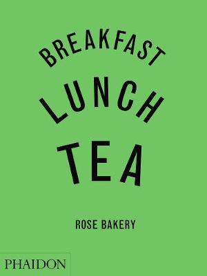 Breakfast, Lunch, Tea | Rose Carrarini |
