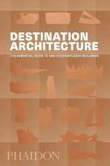 Destination Architecture | Phaidon | 9780714875354