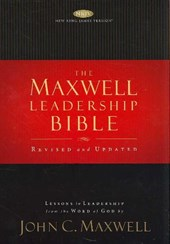 Maxwell Leadership Bible-NKJV