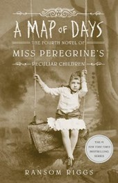 Miss peregrine's peculiar children Map of days