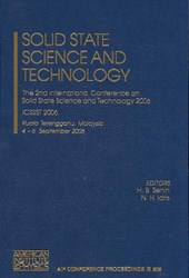 Solid State Science and Technology