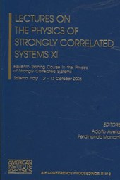 Lectures on the Physics of Strongly Correlated Systems XI