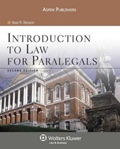Introduction to Law for Paralegals, Second Edition
