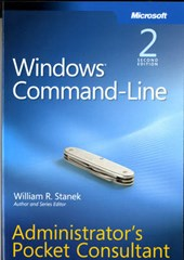 Windows Command-Line Administrators Pocket Consultant