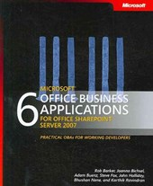 6 Microsoft Office Business Applications for Office SharePoint Server