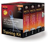 MCPD Self-Paced Training Kit (Exams 70-536, 70-526  70-548) Microsoft .Net Framework Windows Development Core Requirements