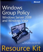 Windows Group Policy Resource Kit - Windows Server  and Windows Vista