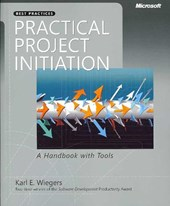 Practical Project Initiation - A Handbook with Tools