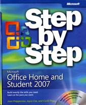 Microsoft Office Home and Student 2007 Step by Step