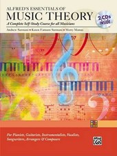 Essentials of Music Theory: A Complete Self-Study Course for All Musicians
