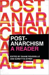Post-Anarchism | auteur onbekend | 9780745330860