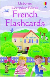 Everyday Words In French Sticker Book