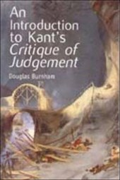 An introduction to Kant's Critique of judgement