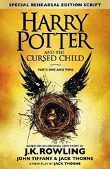 Harry potter and the cursed child (special rehearsal edition) | J.K. Rowling | 9780751565355