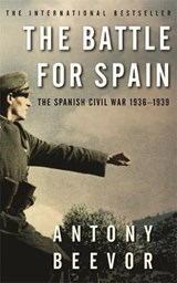 Battle for Spain | Antony Beevor |