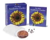The Mini Sunflower Garden [With Sunflower Seeds, Peat Pellet & Tray]