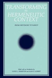 Transforming the Hermeneutic Context
