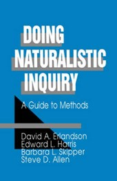 Doing Naturalistic Inquiry