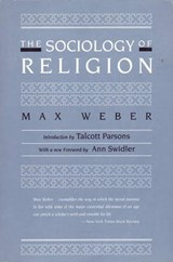 The Sociology of Religion | Max Weber |
