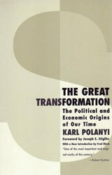 The Great Transformation | Karl Polanyi | 9780807056431