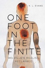 One Foot in the Finite | K. L. Evans | 9780810136120