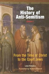 The History of Anti-Semitism, Volume