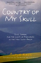 Country of my skull | Antjie Krog | 9780812931297