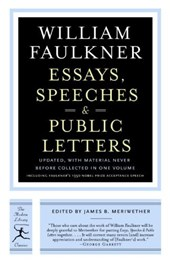 Essays, speeches, and public letters