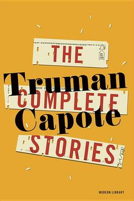 The Complete Stories | Truman Capote |