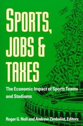 Sports, Jobs, and Taxes